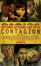 Contagion - New Zealand Movie Poster (xs thumbnail)