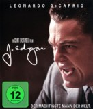 J. Edgar - German Blu-Ray cover (xs thumbnail)