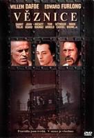 Animal Factory - Czech DVD cover (xs thumbnail)