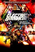 Electric Boogaloo: The Wild, Untold Story of Cannon Films - Swedish DVD movie cover (xs thumbnail)