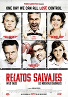 Relatos salvajes - Belgian Movie Poster (xs thumbnail)