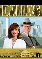 """""""Dallas"""" - Dutch DVD movie cover (xs thumbnail)"""
