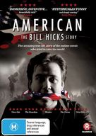 American: The Bill Hicks Story - Australian DVD movie cover (xs thumbnail)