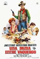 The Rare Breed - Spanish Movie Poster (xs thumbnail)
