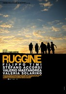 Ruggine - Italian Movie Poster (xs thumbnail)