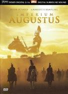Imperium: Augustus - German DVD cover (xs thumbnail)