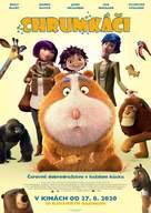 Animal Crackers - Slovak Movie Poster (xs thumbnail)