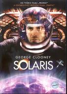Solaris - Czech DVD cover (xs thumbnail)