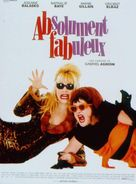 Absolument fabuleux - French Movie Poster (xs thumbnail)