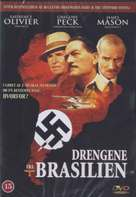 The Boys from Brazil - Danish DVD cover (xs thumbnail)