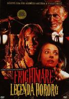 Frightmare - Czech Movie Poster (xs thumbnail)