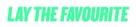 Lay the Favorite - Canadian Logo (xs thumbnail)