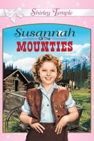 Susannah of the Mounties - DVD cover (xs thumbnail)