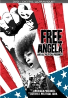 Free Angela & All Political Prisoners - DVD cover (xs thumbnail)