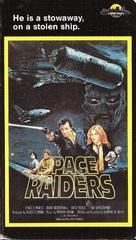 Space Raiders - VHS cover (xs thumbnail)