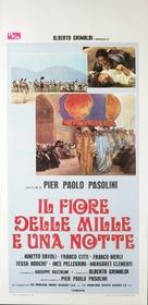 Il fiore delle mille e una notte - Italian Movie Poster (xs thumbnail)