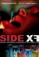 sideFX - German Movie Poster (xs thumbnail)