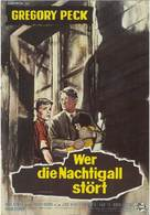 To Kill a Mockingbird - German Movie Poster (xs thumbnail)