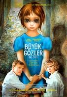 Big Eyes - Turkish Movie Poster (xs thumbnail)