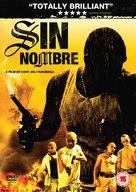 Sin Nombre - British Movie Cover (xs thumbnail)
