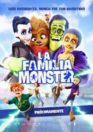 Happy Family - Argentinian Movie Poster (xs thumbnail)