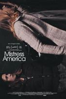 Mistress America - Movie Poster (xs thumbnail)