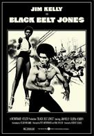 Black Belt Jones - Movie Cover (xs thumbnail)
