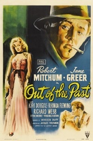 Out of the Past - Movie Poster (xs thumbnail)