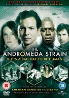 """The Andromeda Strain"" - British Movie Cover (xs thumbnail)"