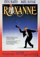 Roxanne - German Movie Poster (xs thumbnail)