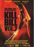 Kill Bill: Vol. 2 - Finnish DVD movie cover (xs thumbnail)
