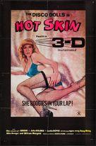 Hot Skin - Movie Poster (xs thumbnail)