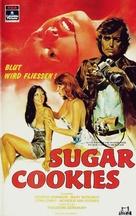 Sugar Cookies - German VHS movie cover (xs thumbnail)