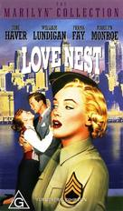 Love Nest - Australian VHS cover (xs thumbnail)