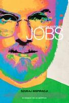 jOBS - Polish Movie Poster (xs thumbnail)