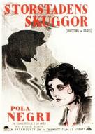 Shadows of Paris - Swedish Movie Poster (xs thumbnail)