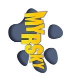 Myrsky - Russian Logo (xs thumbnail)