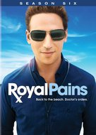 """Royal Pains"" - DVD movie cover (xs thumbnail)"
