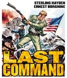 The Last Command - Blu-Ray cover (xs thumbnail)
