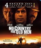 No Country for Old Men - Austrian Blu-Ray cover (xs thumbnail)