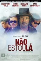 I'm Not There - Brazilian Movie Poster (xs thumbnail)