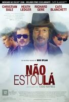 I'm Not There - Brazilian Movie Poster (xs thumbnail)