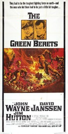 The Green Berets - Movie Poster (xs thumbnail)