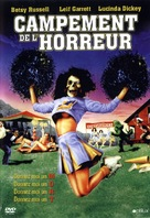 Cheerleader Camp - French DVD cover (xs thumbnail)