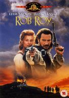 Rob Roy - British DVD movie cover (xs thumbnail)
