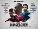 Monsters and Men - British Movie Poster (xs thumbnail)
