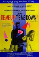 ¡Átame! - Australian Movie Poster (xs thumbnail)