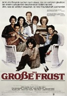 The Big Chill - German Movie Poster (xs thumbnail)