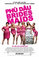 Bridesmaids - Vietnamese Movie Poster (xs thumbnail)