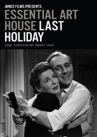 Last Holiday - DVD movie cover (xs thumbnail)